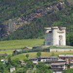 Castle Aosta Valley