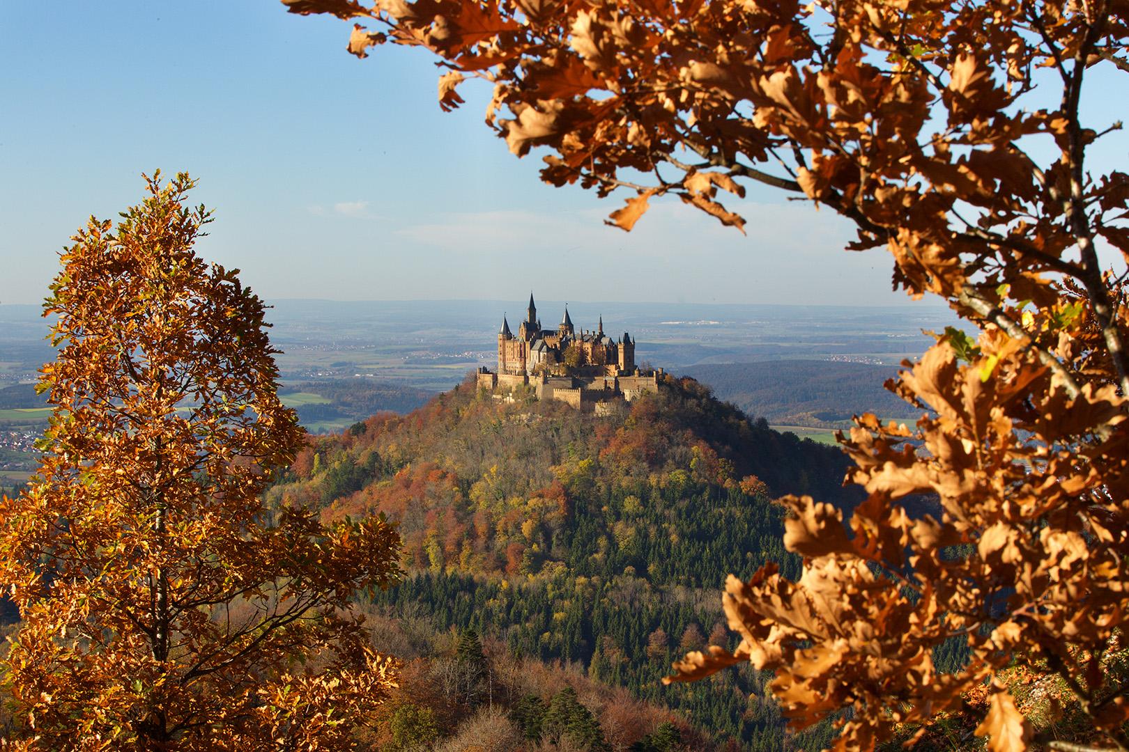 Castle Hohenzollern Baden Württemberg , Germany