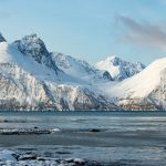 Lyngen Alps mountains